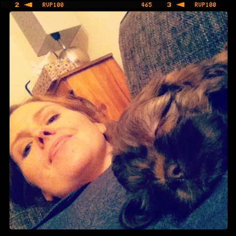 A cuddler - yes please!!!